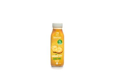 Биойогурт «Биогрин» питьевой ананас 1,5%
