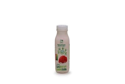 Биойогурт «Бифилайф» питьевой с малиной 2,5%