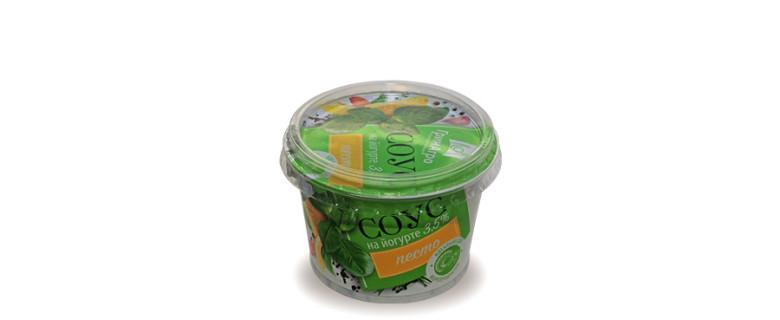 Соус на йогурте » Тип Песто»