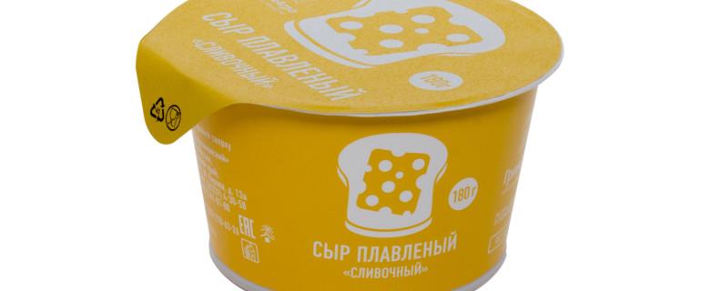 Сыр плавленый «сливочный»
