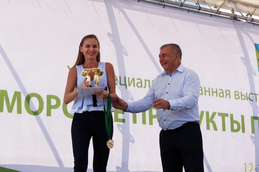 Компания «ГринАгро» завоевала  4 Гран-При на выставке приморских продуктов питания