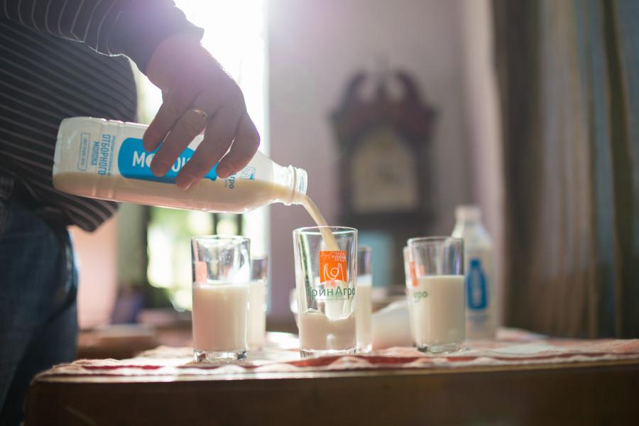 «ГринАгро» — самое сказочное молоко