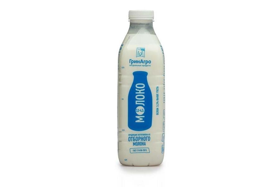 Молоко «Отборное»