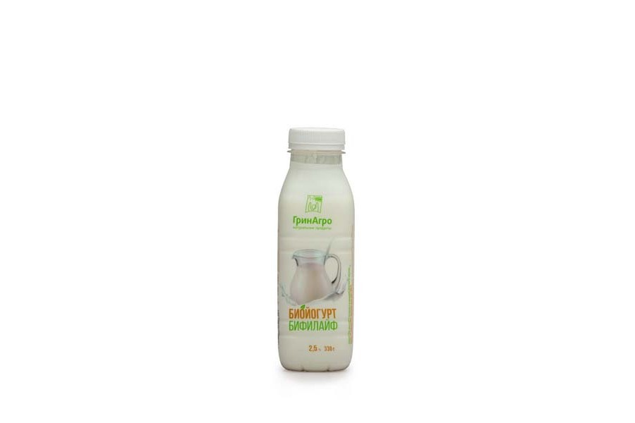 Биойогурт «Бифилайф» питьевой классический 2,5%