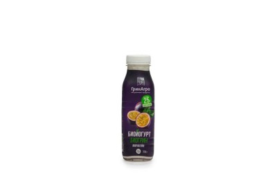 Биойогурт «Биогрин» питьевой маракуйя 1,5%