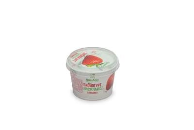 Биойогурт «Бифилайф» десертный с клубникой 3,5%