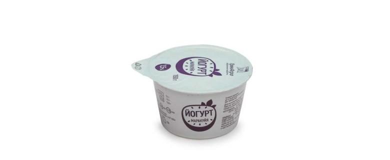 Йогурт десертный с маракуйей 3,5%