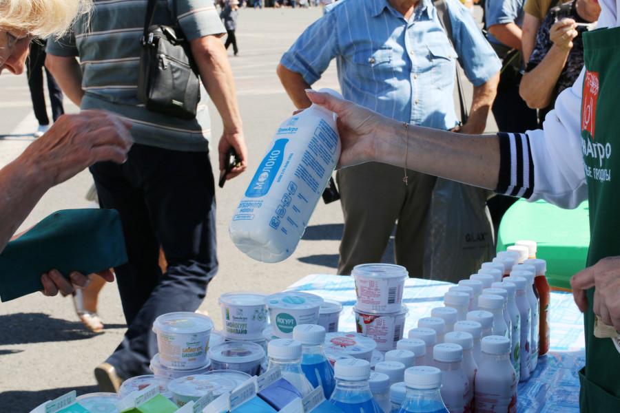 Компания «ГринАгро» приняла участие в выставке-ярмарке  «Приморские продукты питания»